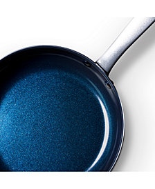 "As Seen on TV! Blue Diamond 12"" Open Fry Pan"