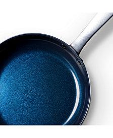 "As Seen on TV! Blue Diamond 12"" Open Fry Pan"