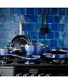 As Seen on TV! Blue Diamond 10-Pc. Cookware Set