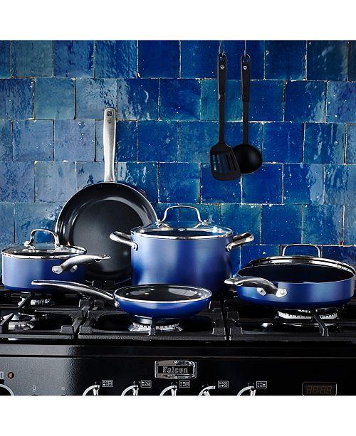 Blue Diamond As Seen on TV! 10-Pc. Cookware Set