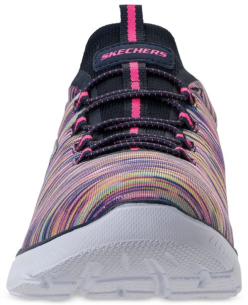 27e2a6684fc6 ... Skechers Women s Summits - Light Dreaming Wide Width Athletic Sneakers  from Finish Line ...
