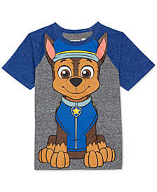 Nickelodeon® Little Boys Paw Patrol Graphic-Print T-Shirt