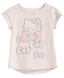 Hello Kitty Toddler Girls Bows T-Shirt
