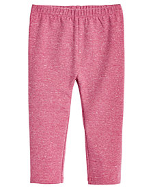 First Impressions Baby Girls Metallic Leggings, Created for Macy's