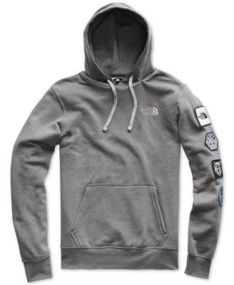 the north face men s urban patches hoodie hoodies sweatshirts rh macys com