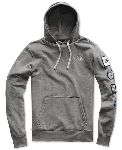 The North Face Men s Urban Patches Hoodie   Reviews - Hoodies ... 17d92830e