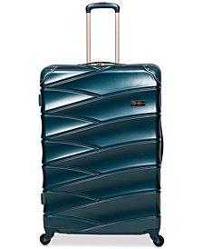 "Jessica Simpson Vixen 25"" Hardside Spinner Suitcase"