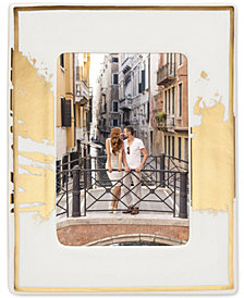"Lenox Royal 5"" X 7"" Porcelain Photo Frame"