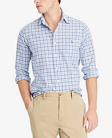 Polo Ralph Lauren Men's Classic Fit Cotton Shirt