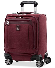 "Travelpro Platinum Elite 16"" Carry-On USB Spinner Tote"