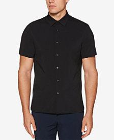 Perry Ellis Men's Slim-Fit Performance Shirt