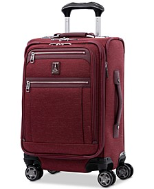 "Platinum Elite 20"" Business Plus Carry-On Luggage"