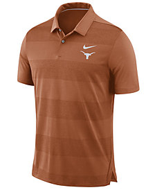 Nike Men's Texas Longhorns Early Season Coaches Polo