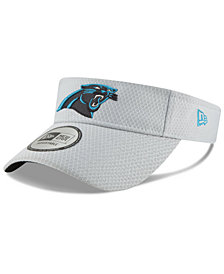 New Era Carolina Panthers Training Visor