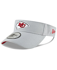 New Era Kansas City Chiefs Training Visor