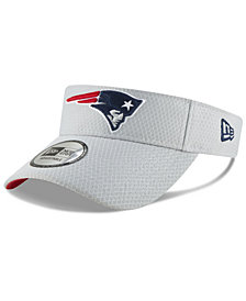 New Era New England Patriots Training Visor