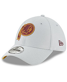 New Era Boys' Washington Redskins Training 39THIRTY Cap