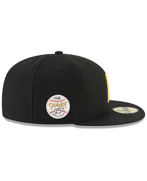 online retailer 1cac9 f41aa ... New Era Pittsburgh Pirates Sandlot Patch 59Fifty Fitted Cap ...