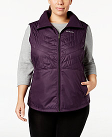 Columbia Plus Size Mix It Around™ II Vest