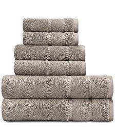 Nautica Belle Haven Cotton 6-Pc. Towel Set