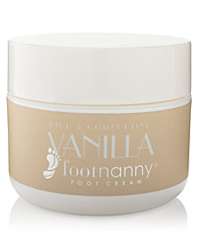 Footnanny Vanilla Foot Cream, 8-oz.