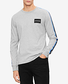 Calvin Klein Jeans Men's Taped Logo T-Shirt