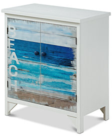 Pirates Two-Door Cabinet, Quick Ship