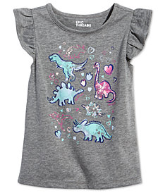 Epic Threads Toddler Girls Dinosaur T-Shirt, Created for Macy's