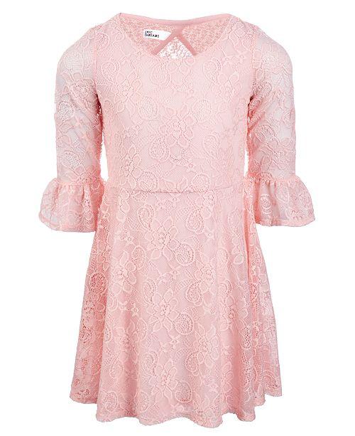 4f612da6c2de ... Epic Threads Little Girls Lace Bell Sleeve Dress, Created for Macy's ...