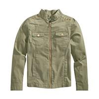Epic Threads Big Girls Cotton Canvas Jacket Deals