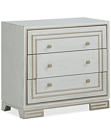 Bliss Three-Drawer Chest, Quick Ship