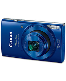 Canon PowerShot ELPH 190 Blue IS Kit