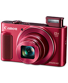 Canon PowerShot SX620 Red HS Kit