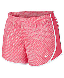 Nike Big Girls Dry Tempo Printed Shorts