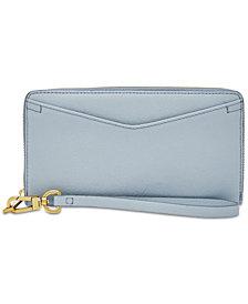 Fossil RFID Caroline Leather Phone Wallet