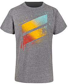 Hurley Big Boys Paint Graphic T-Shirt