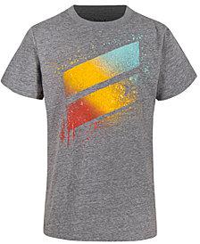 Hurley Big Boys Paint Graphic T-Shirt