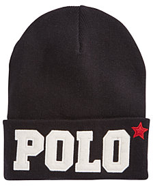 Polo Ralph Lauren Men's Varsity Knit Hat