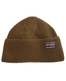 Men's Wool Naval Watch Hat