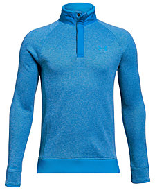 Under Armour Big Boys Storm 1/2-Snap Sweater