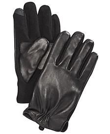 Men's Nappa Hydrid Gloves