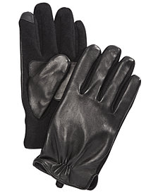 Polo Ralph Lauren Men's Nappa Hydrid Gloves