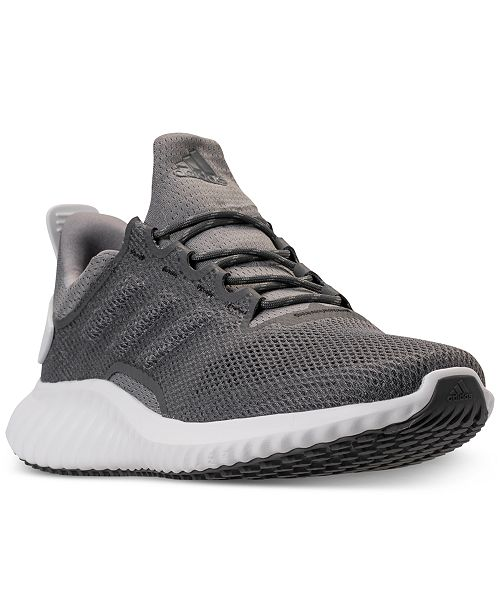 dfb64373008d2 adidas Men s AlphaBounce City Running Sneakers from Finish Line ...