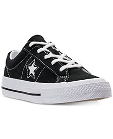 Converse Little Boys' One Star Casual Sneakers from Finish Line