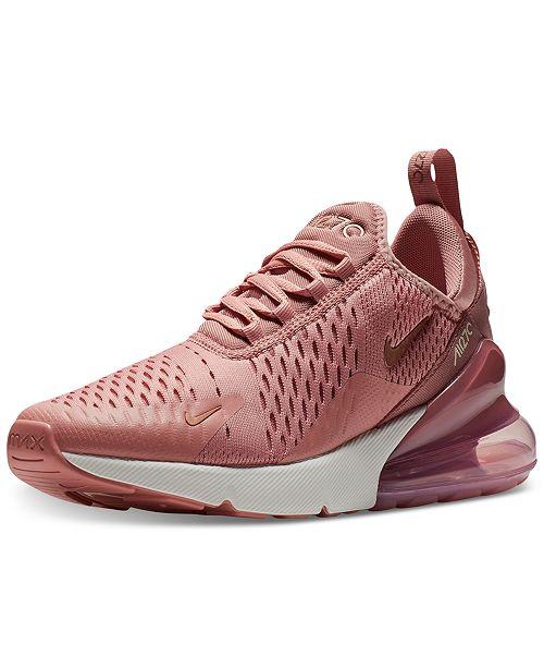 nike air max 270 casual shoes womens