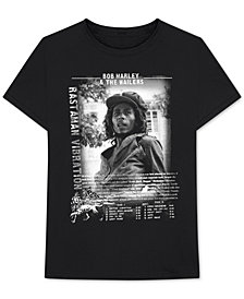 Bob Marley Men's Graphic T-Shirt