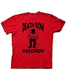 New World Men's Death Row Records Graphic T-Shirt