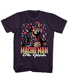 Men's Macho Man Randy Savage Graphic T-Shirt
