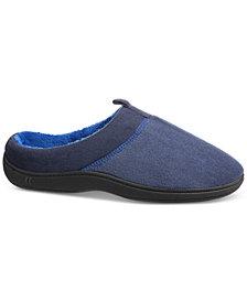 Isotoner Men's Jared Memory Foam Slippers