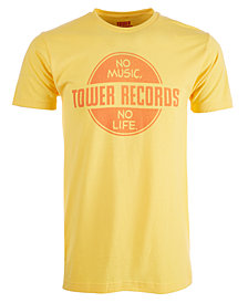Men's Tower Records Graphic T-Shirt